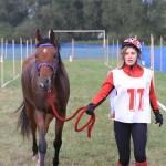 víťazka 60 km Soňa Prikrilová