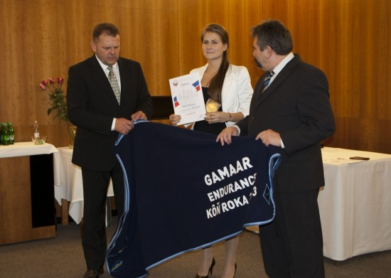 GAMAAR, kôň roka 2013