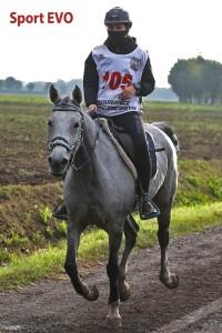 Lucia Marošová a SHEREEN Foto: Sportendurance Evo